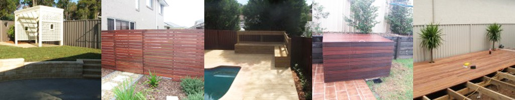 Timber Decks & Surrounds